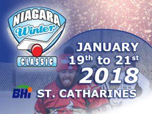 2018 niagara winter classic ball hockey tournament