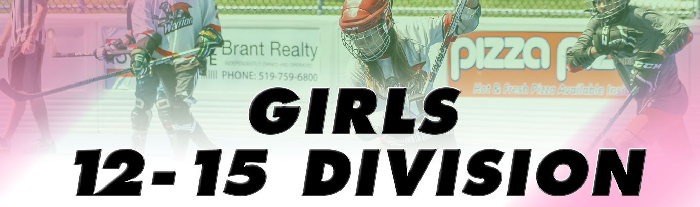 Girls 12 15 Division Bhi London
