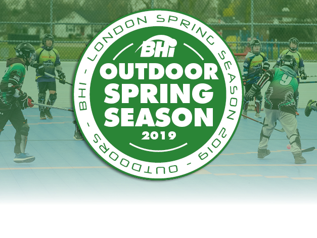 Register For The 2019 Spring Ball Hockey Season Bhi London