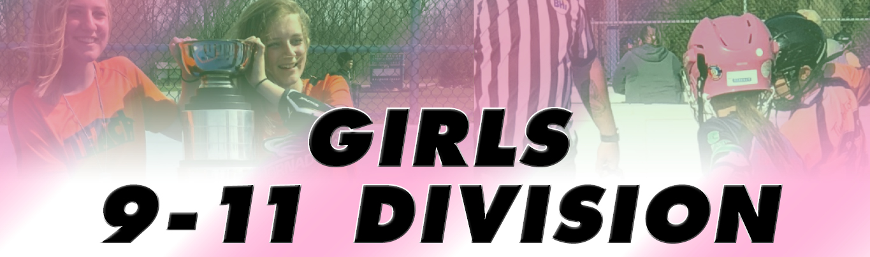 Girls 9-11 Division